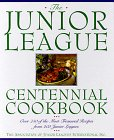 he Junior League Centennial Cookbook Cover